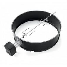 Otáčecí grilovací špíz WEBER pro všechny kotlové grily o průměru 57 cm