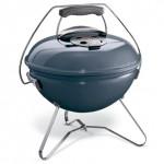 Gril Weber SMOKEY JOE Premium 37cm modrý slate blue