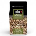 Udící dřevěné lupínky Weber MESQUITE